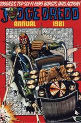 Judge Dredd Annual