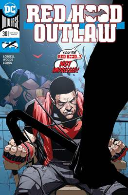 Red Hood and the Outlaws Vol. 2 (Comic Book) #30