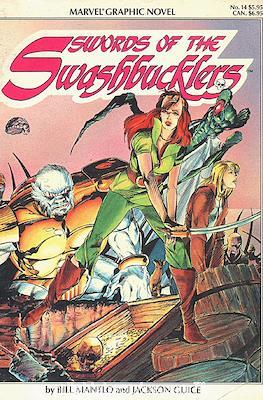 Marvel Graphic Novel (Softcover) #14