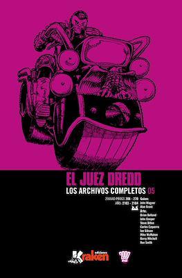 El Juez Dredd: Los Archivos Completos (Rústica 240-336 pp) #5