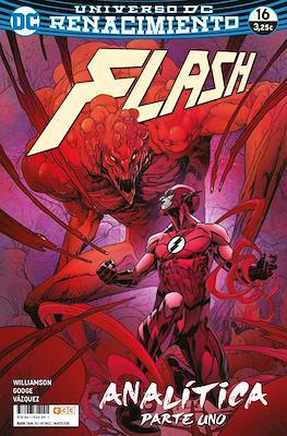 Flash. Nuevo Universo DC / Renacimiento #30/16