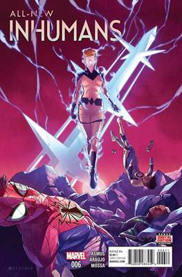 All-New Inhumans (Comic Book) #6