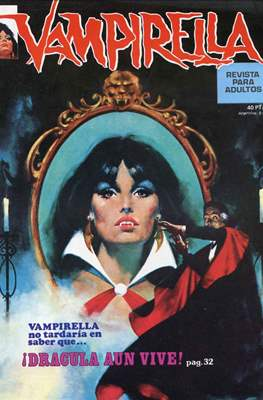Vampirella (Revista Grapa) #2