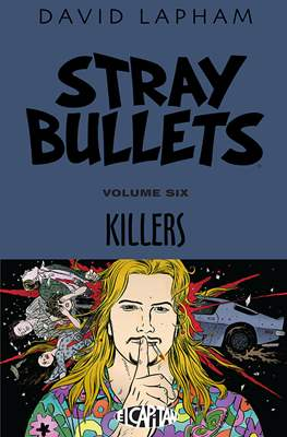 Stray Bullets (Digital Collected) #6