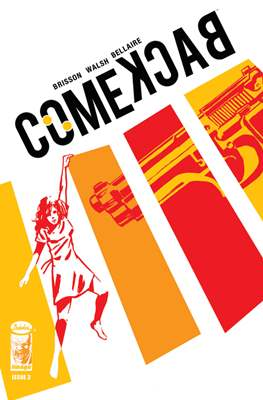 Comeback (Comic-Book) #3