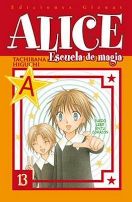 Alice. Escuela de magia (Rústica con sobrecubierta) #13