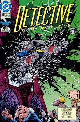 Detective Comics Vol. 1 (1937-2011; 2016-) (Comic Book) #654