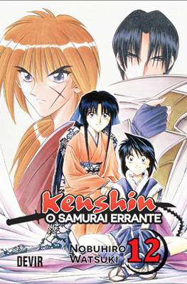 Kenshin, o Samurai Errante #12
