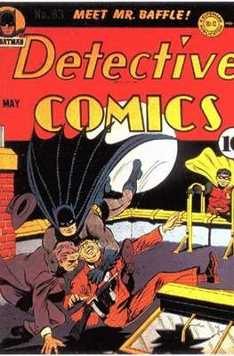 Detective Comics Vol. 1 (1937-2011; 2016-) (Comic Book) #63