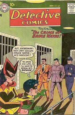 Detective Comics Vol. 1 (1937-2011; 2016-) (Comic Book) #249