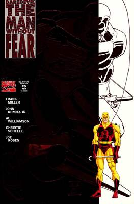Daredevil: The Man Without Fear (Comic Book) #5