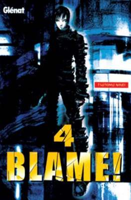 Blame! (Rústica con sobrecubierta) #4
