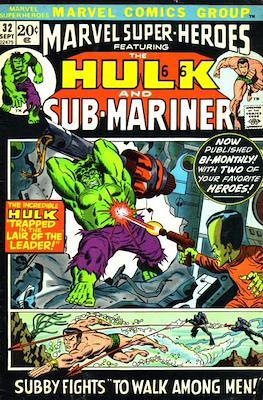 Marvel Super-Heroes (Grapa) #32
