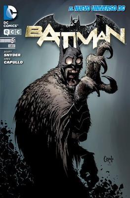 Batman: Nuevo Universo DC #5