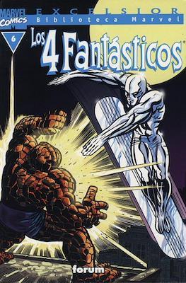 Biblioteca Marvel: Los 4 Fantásticos (1999-2001) (Rústica 160 pp) #6