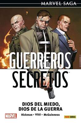 Marvel Saga: Guerreros Secretos #2