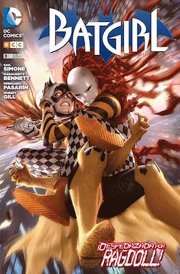 Batgirl. Nuevo Universo DC (2012-2015) #8