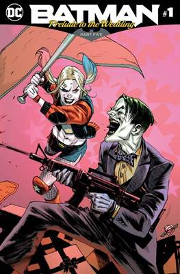 Batman: Prelude to the Wedding (Comic Book) #5