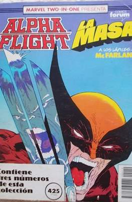 Alpha Flight (Vol. 1) (Retapado Rústica) #10