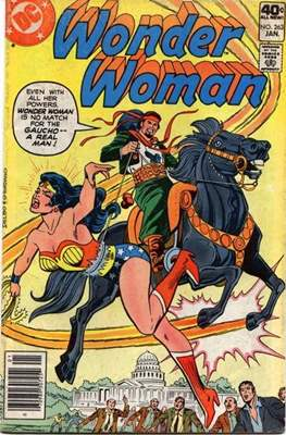 Wonder Woman Vol.1 (Comic Book) #263