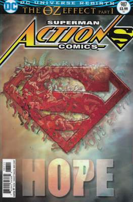 Action Comics Vol. 1 (1938-2011; 2016-) (Comic Book) #987