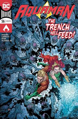 Aquaman Vol. 8 (2016-) (Comic Book) #56