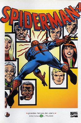 Grandes héroes del cómic (Rústica) #4