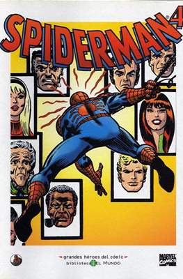 Grandes héroes del cómic #4