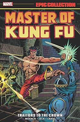 Master of Kung Fu: Epic Collection (Softcover, 480 pp) #3