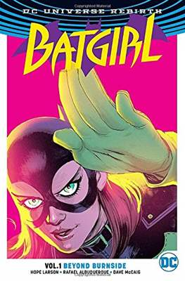 Batgirl Vol. 5 (2016-) (Softcover) #1