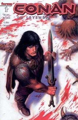 Conan. La Leyenda (Grapa 28-116 pp) #1