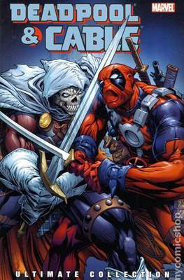 Deadpool & Cable. Ultimate Collection (Softcover 440-424 pp) #3