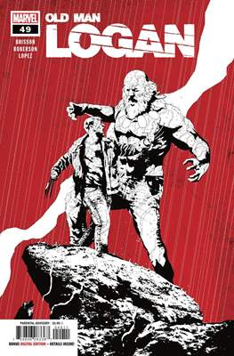Old Man Logan Vol. 2 (Comic-book) #49