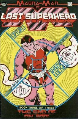 Magna-Man The Last Superhero #3