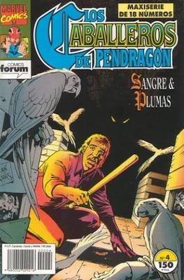 Los Caballeros de Pendragón (1992-1993) (Grapa. 17x26. 24 páginas. Color.) #4