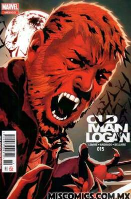 Old Man Logan (2016-2019) (Grapa) #15