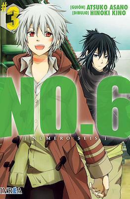 NO.6 - [Número Seis] #3