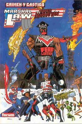Colección Prestigio Vol. 1 (1989-1994) (Rústica 48-64 pp.) #35