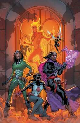 The Uncanny Avengers Vol. 3 (2015-2018) (Comic-book) #24