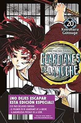 Guardianes de la noche (Kimetsu no Yaiba) (Edición Especial)