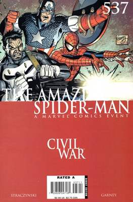 The Amazing Spider-Man Vol. 2 (1999-2014) (Comic-Book) #537