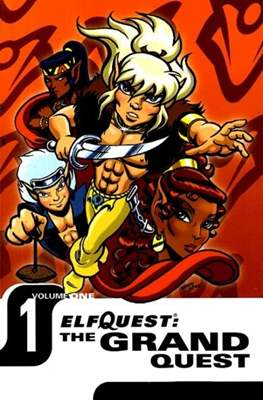 ElfQuest: The Grand Quest (Softcover) #1