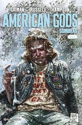 American Gods: Sombras (Grapa 32 pp) #9