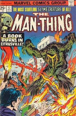 The Man-Thing Vol. 1 (1974-1975) (Comic Book) #17