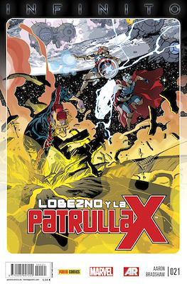 Lobezno y la Patrulla-X / Spiderman y La Patrulla-X (2012-2015) (Grapa.) #21