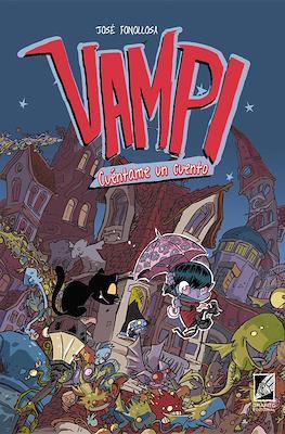 Vampi. Cuéntame un cuento (Cartoné 56 pp) #