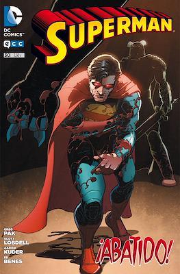 Superman. Nuevo Universo DC / Renacimiento (Grapa) #30