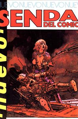Senda del Comic (Grapa 72 pp) #5