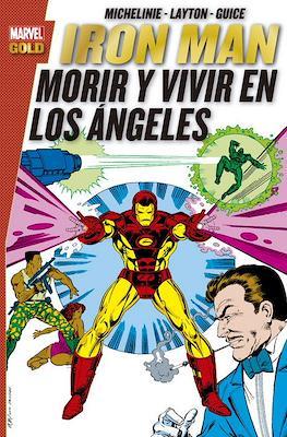 Iron Man. Marvel Gold (Rústica) #15