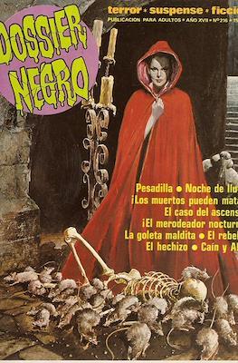 Dossier Negro (Rústica y grapa) #216
